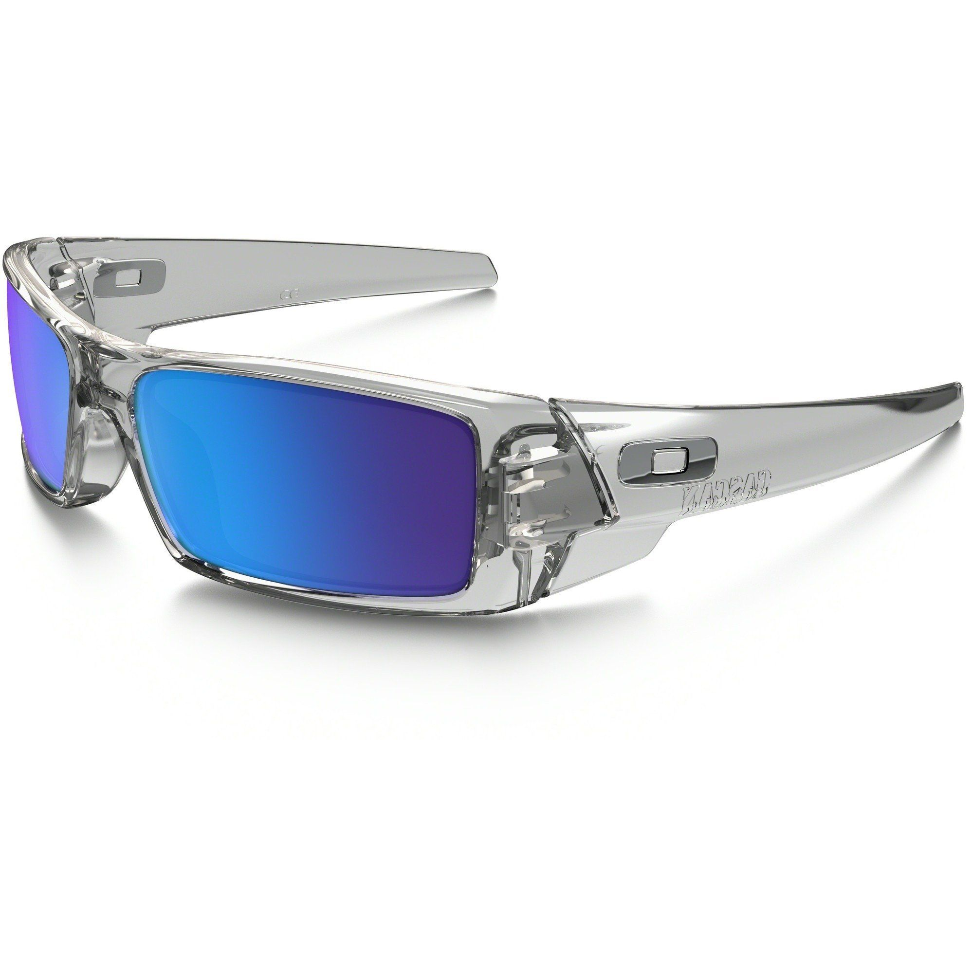 Oakley Gascan Clear Frame Sunglasses | Products | Pinterest | Oakley ...