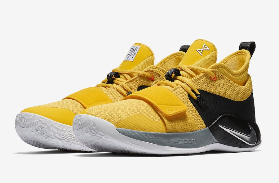 new product dcebb ca281 Nike PG 2.5 Yellow Black BQ8452-700 Release Date | Stuff to ...