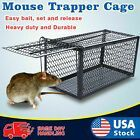 Live Humane Cage Mouse Trap Rat Hamster Catch Control New Hunting Bait Surv Z8H3 Garten & Terrasse #mousetrap Live Humane Cage Mouse Trap Rat Hamster Catch Control New Hunting Bait Surv Z8H3 Garten & Terrasse #mousetrap