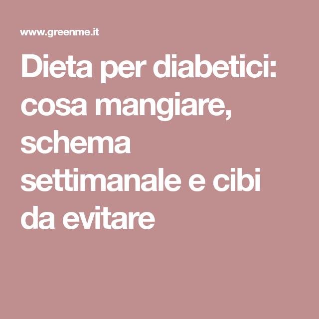 piano di dieta per diabetici per la gravidanza