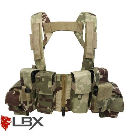 Lbx lock load chest rig ph camo bugging out prepping and lbx lock load chest rig ph camo sciox Choice Image