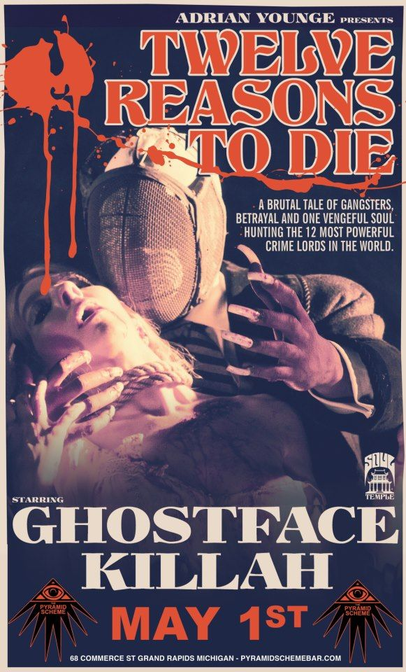 Ghostface Killah Ghostface Killah Ghostface Adrian Younge