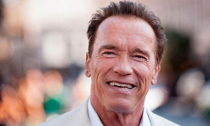 Famous people with arnold in their name