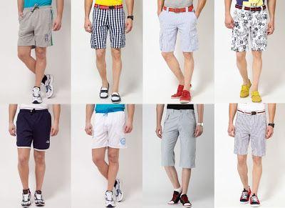 sports shorts mens india