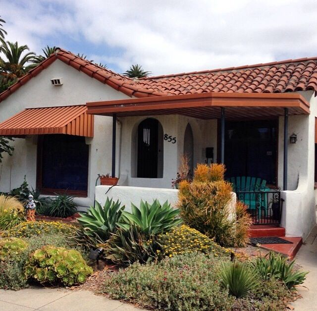 Cute Bungalow Spanish Style Influenced