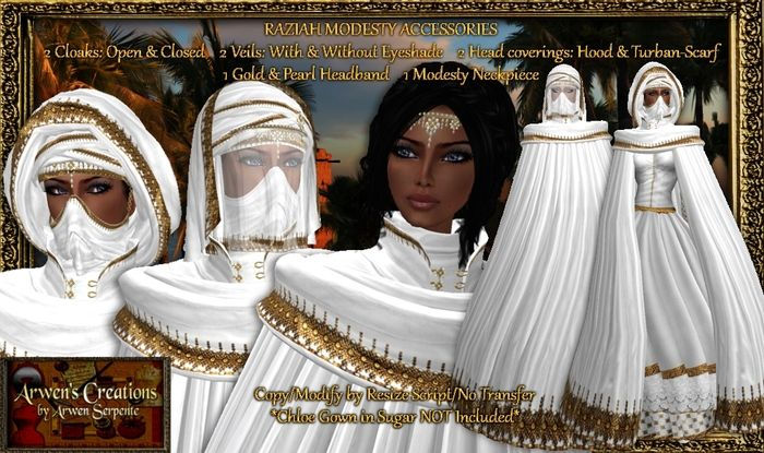 Image result for cloaks with veils