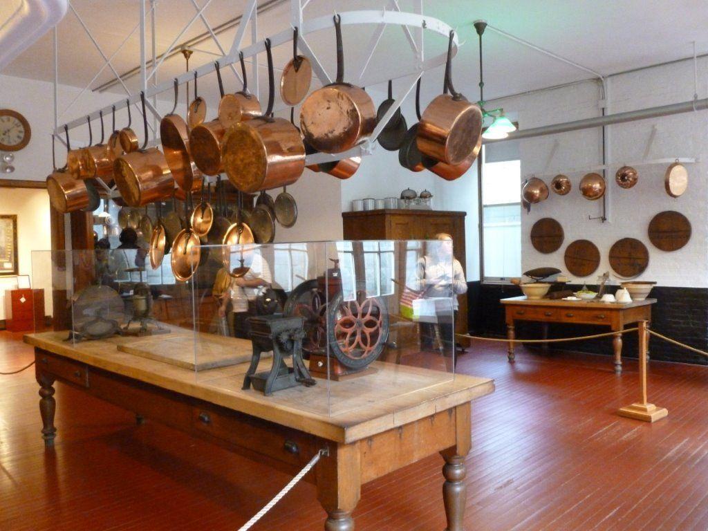 Interior Of The Breakers Newport Rhode Island