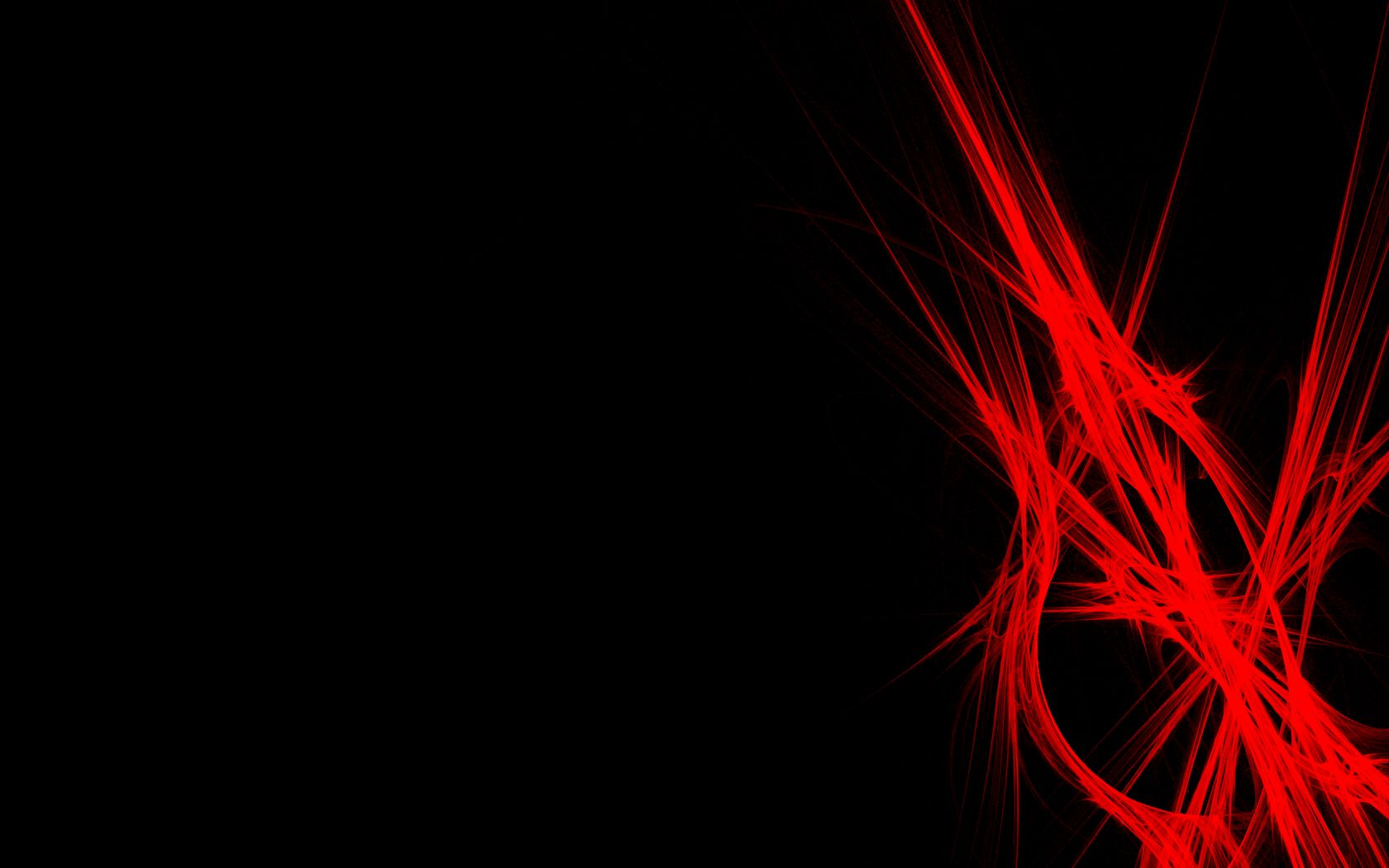 Abstract Wallpaper Black And Red Wide With 1680x1050 Wallpapers 73
