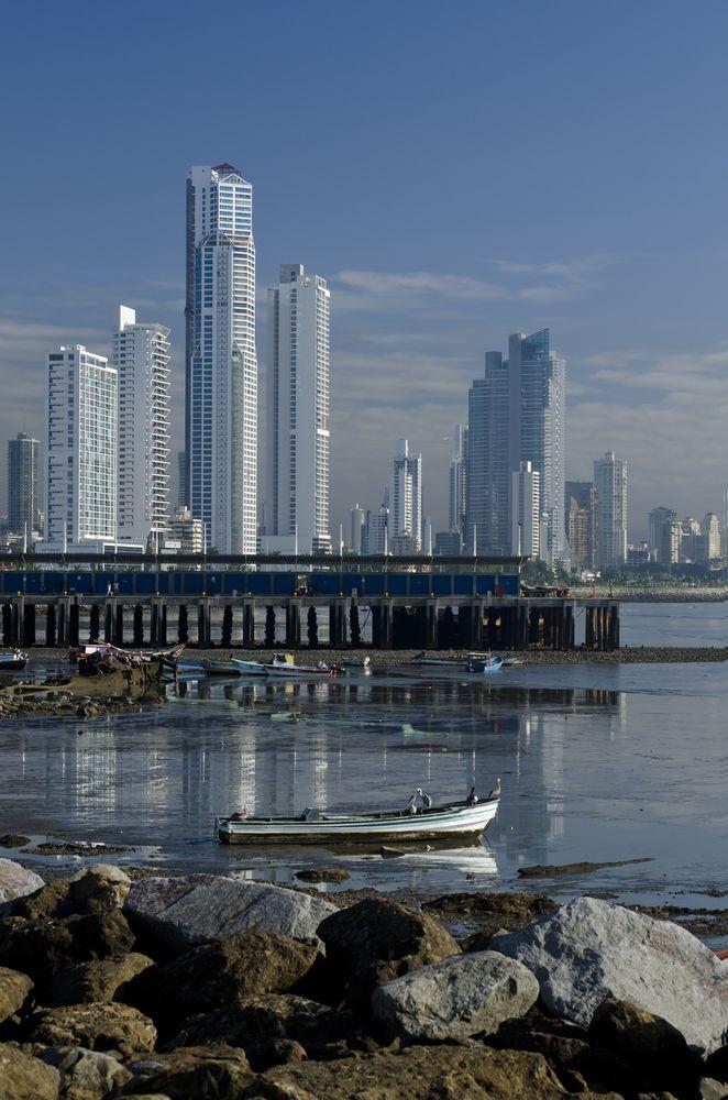 Las 10 Cosas Que Hacer Y Ver En La Ciudad De Panamá New York Skyline Skyline New York