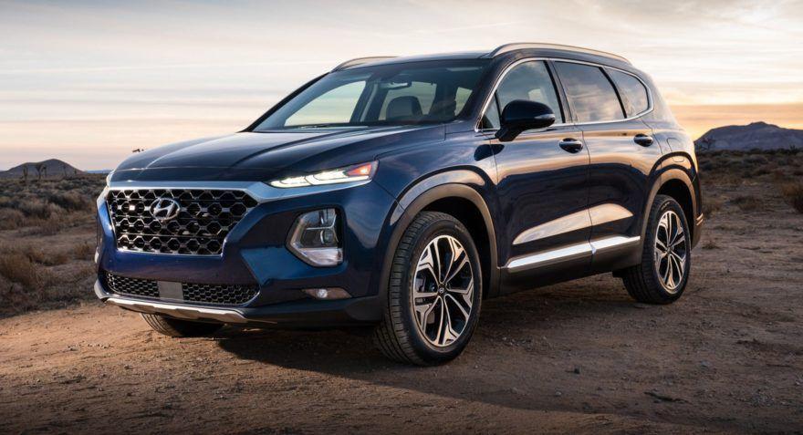 New Hyundai Tucson 2020 Concept Specs In 2020 Hyundai Santa Fe New Hyundai Hyundai Tucson