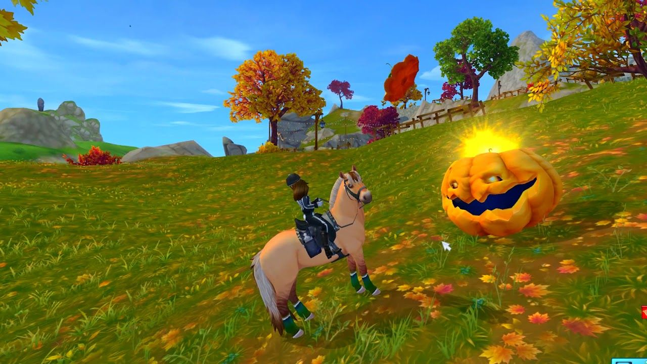Large Pumpkins Locations + How To Find Them Star Stable