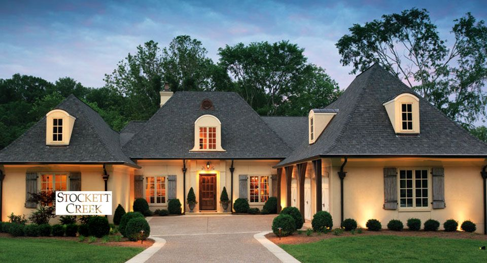 1080 stockett creek drive french country house new
