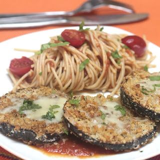 Crispy Baked Eggplant Video Recipe by Bhavna | Eggplant Parmesan Recipe Vegetarian