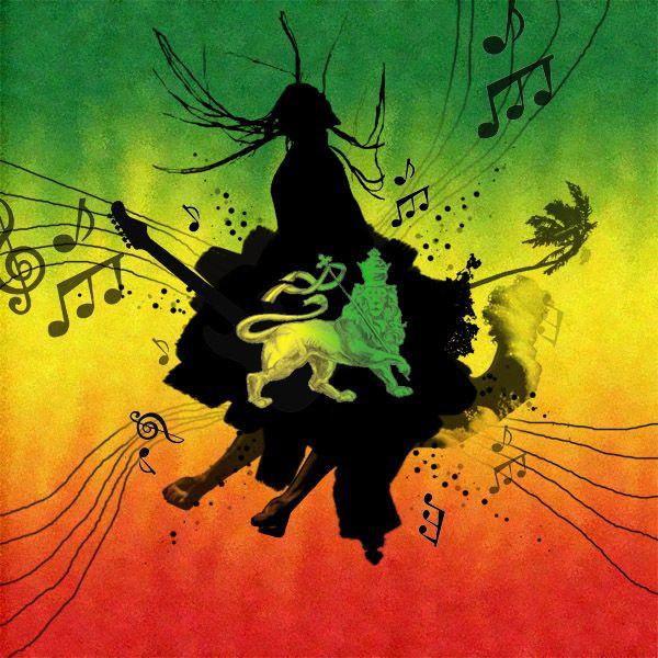 Rasta Reggae Wallpapers Hd Calipso Música De Baile Y