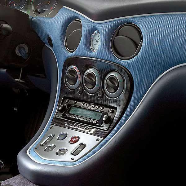 Voitures d'exception - Maserati - Coupé GranSport | Voitures de prestige