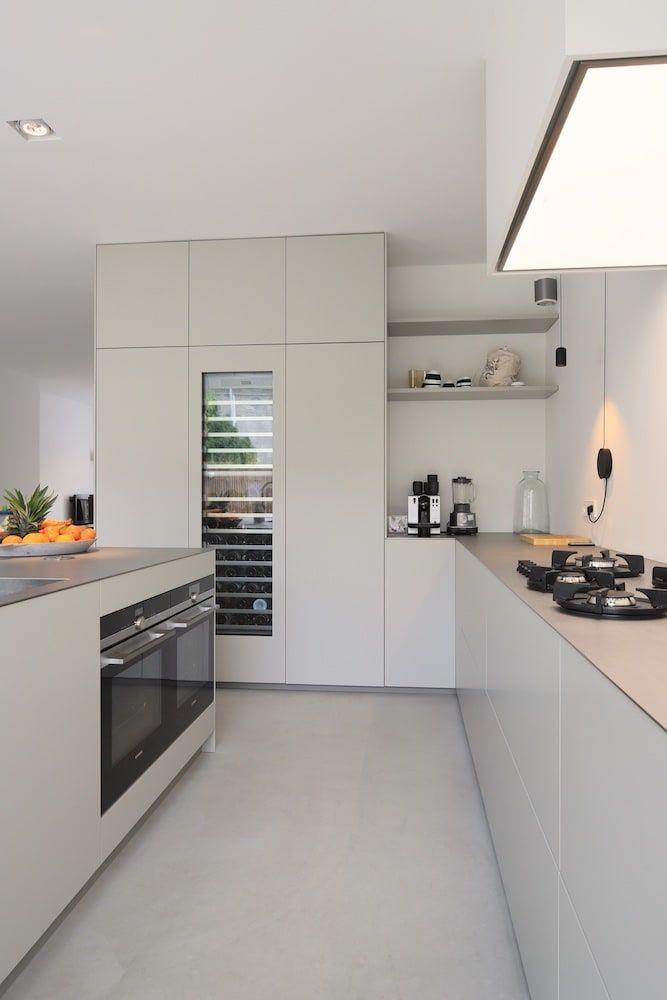Photo of Photo modern kitchens by koen timmer modern