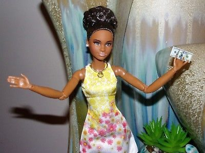 Gorgeous AA Made to Move Barbie Doll~2021~NUDE   eBay