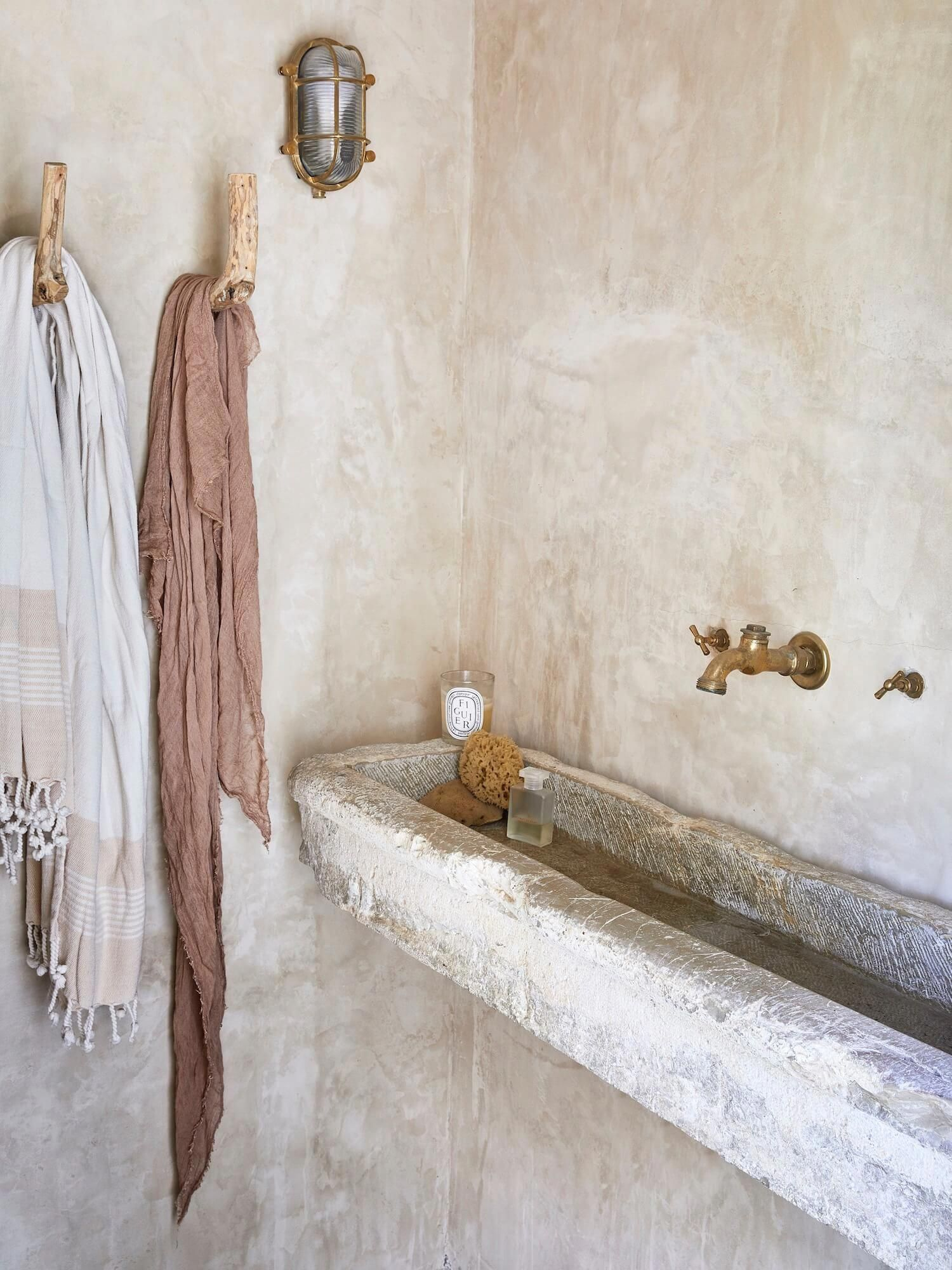 Beach Themed Bathroom Decor Mosaic Bath Accessories Blue And