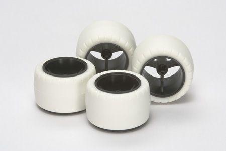 JR Small Dia Carbon Wheels (Item #15415)