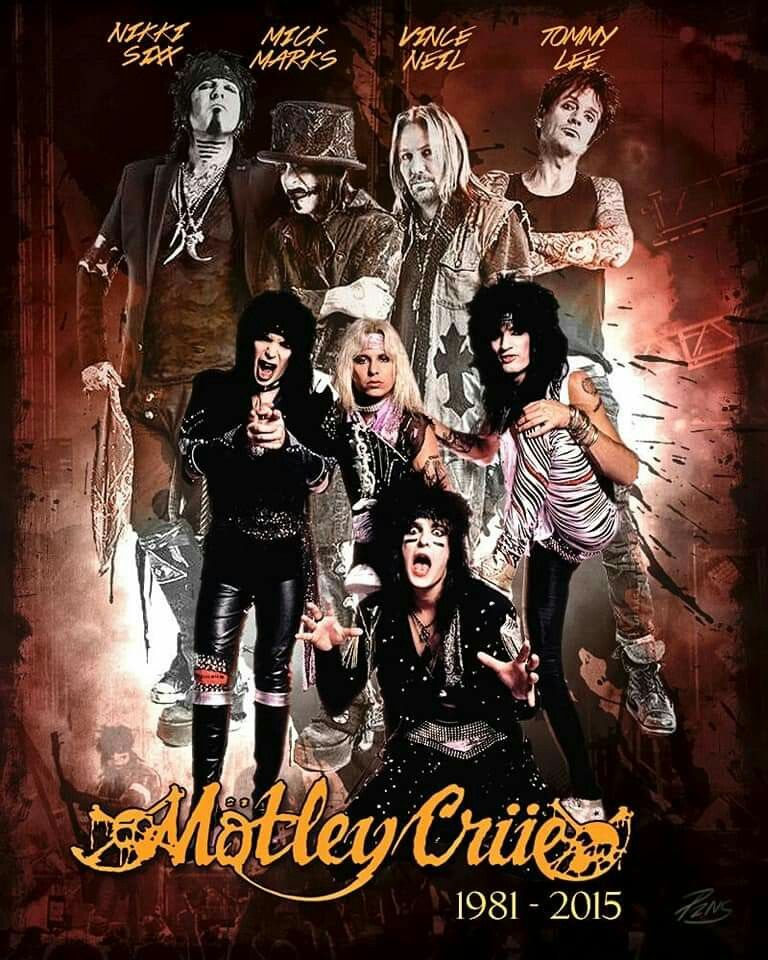 Pin By Chad Mccaskey On The 1 Only Awesome Motley Crue Hair Metal Bands Motley Crue Band Wallpapers