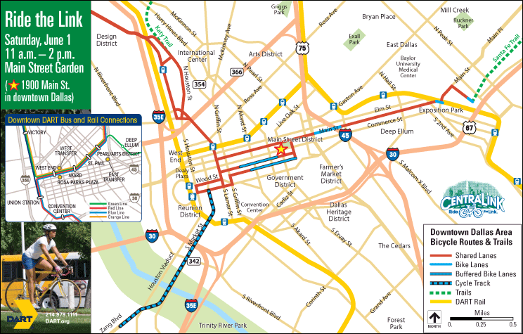 downtown dallas map pdf Downtown Dallas Map And Guide Click On This Map To View A downtown dallas map pdf