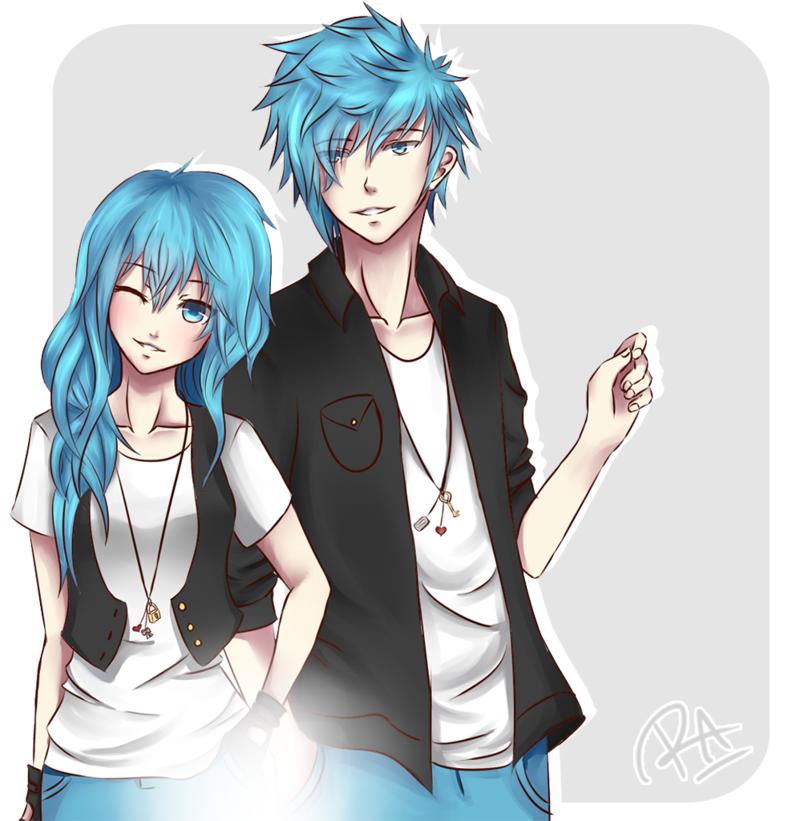 Twins, by cookiestruck on DeviantArt | Group ~ | Pinterest ...