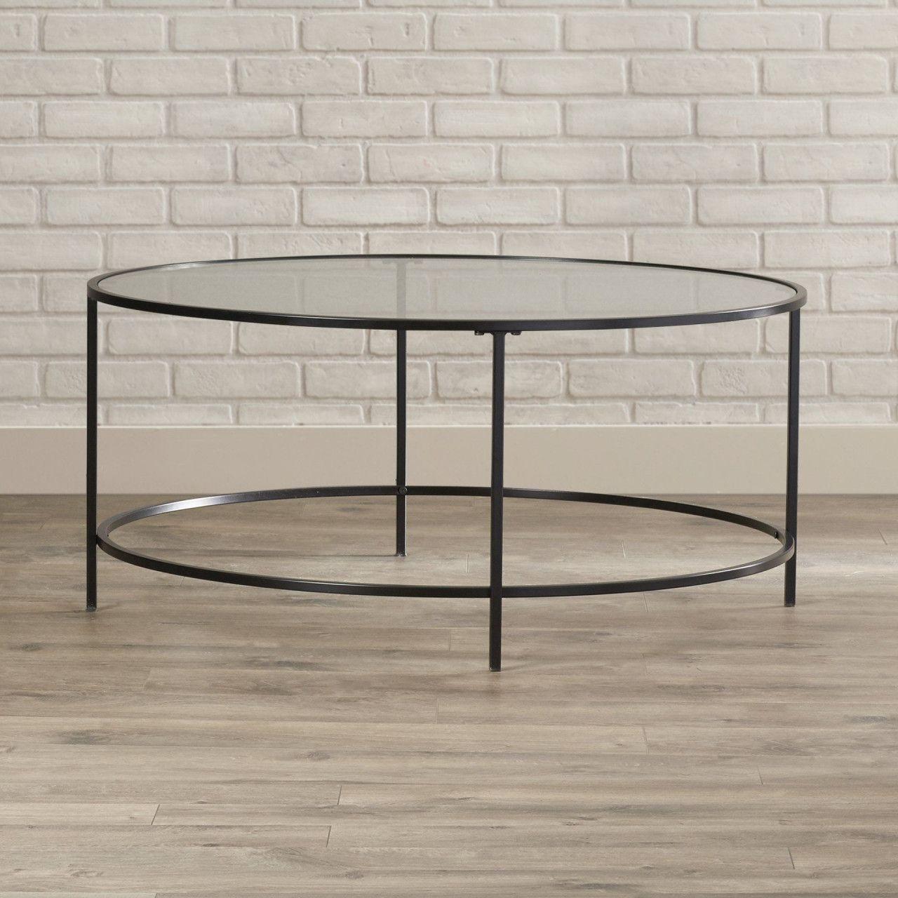 Shauna Coffee Table Coffee Table Livingroom Pinterest Coffee Table Round Glass Coffee Table Living Room Coffee Table Furniture [ 1280 x 1280 Pixel ]