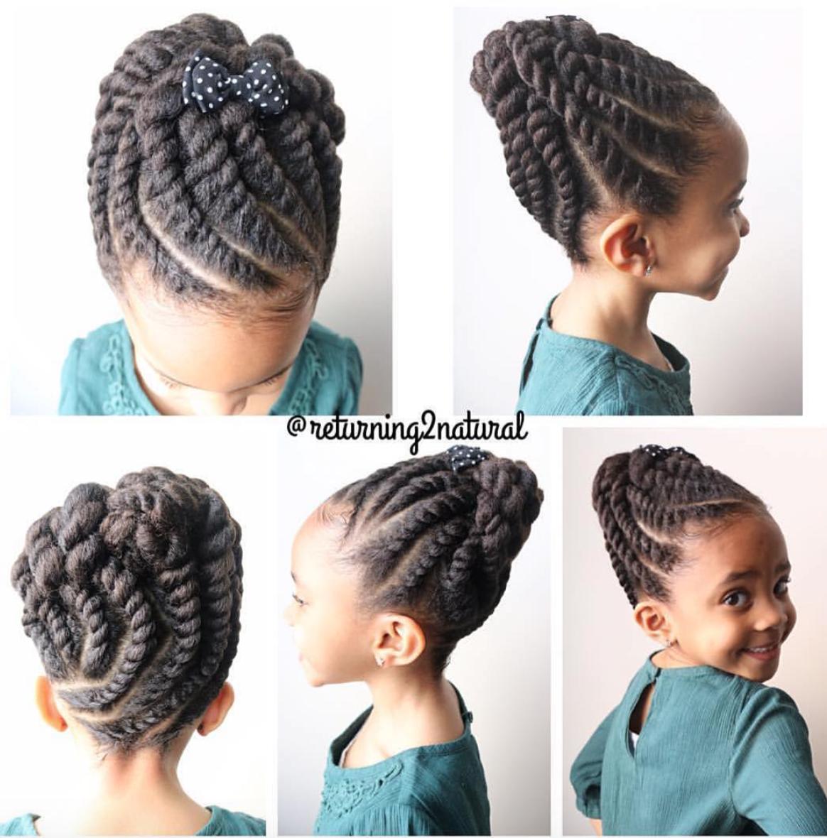 Pin by Katina Heyward on Gemiyah Pre-K | Pinterest | Black hair ...