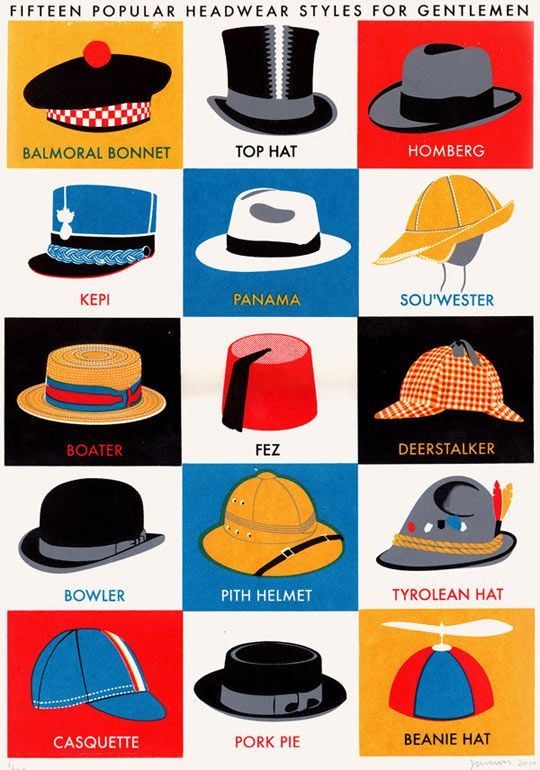 d0bad0d70fa Hats by James Brown
