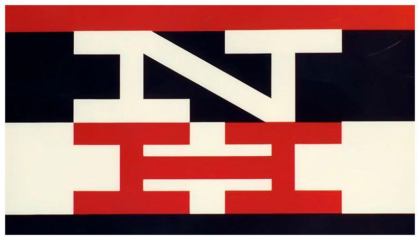 Herbert matter new haven rail road nhrr logo between
