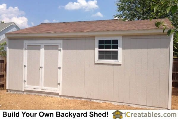 Large Backyard Shed Photos Large Sheds Shed Shed Plans
