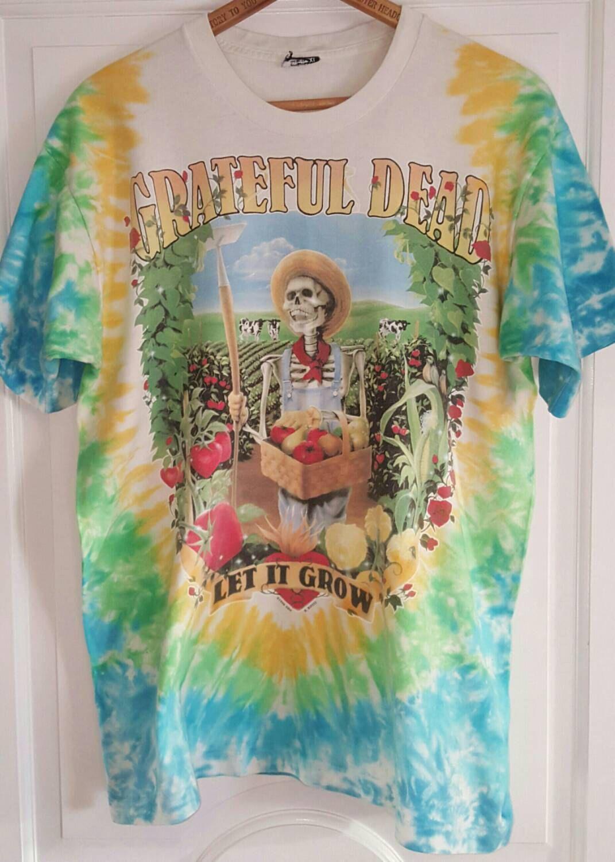 50cf1a4e5 Tie Dye Grateful Dead Shirt | BAND TEES | Grateful dead shirts ...