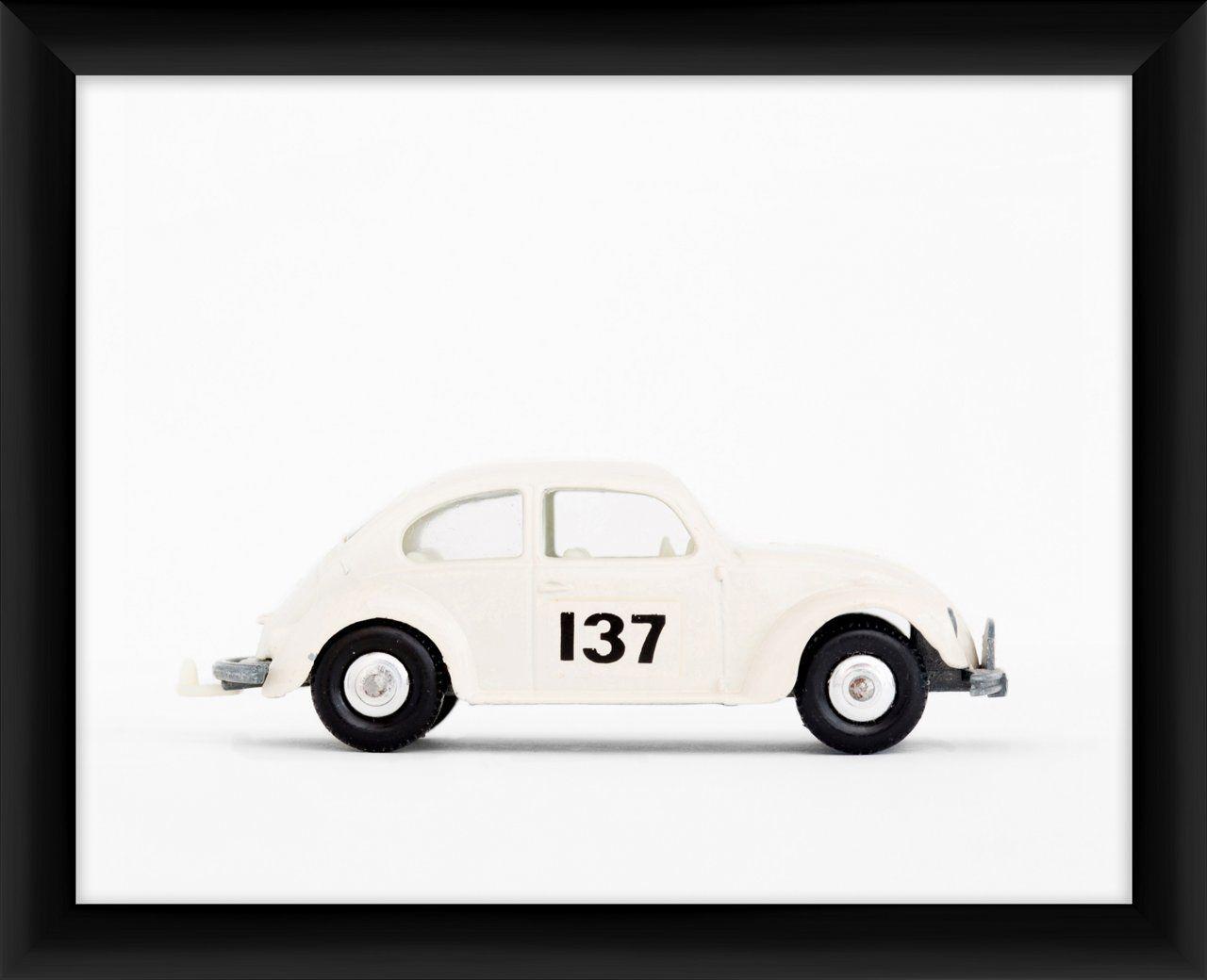 Leslee Mitchell Volkswagen Beetle Photography Art Art Mirrors One Kings Lane Volkswagen Beetl Volkswagen Beetle Volkswagen Classic Volkswagen Beetle