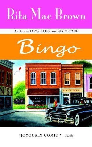 Bingo: Runnymede Series, Book 2 von Rita Mae Brown, http://www.amazon.de/dp/B004QWZO1I/ref=cm_sw_r_pi_dp_01-Krb0BWEKE4