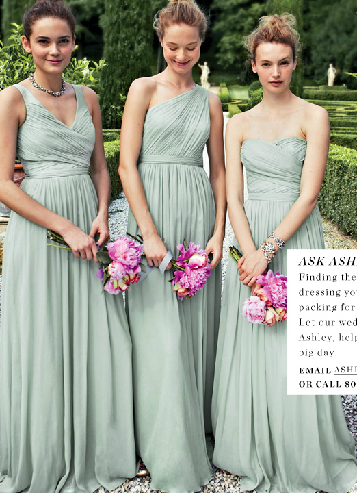 Long Ideas I Think It S J Crew Too Mismatched Bridesmaid Dresses Wedding