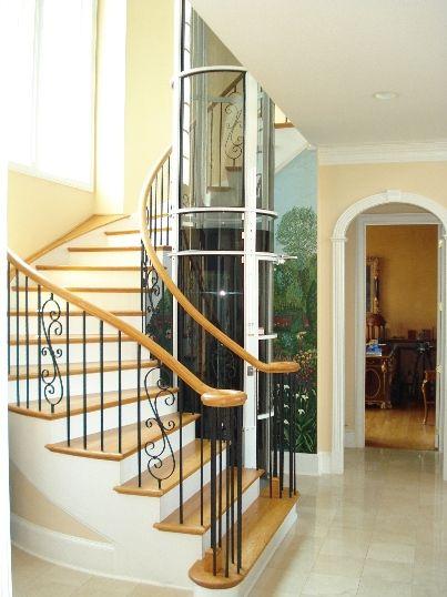 Daytona Elevator: Residential Elevators   Home Elevators,Pneumatic Vacuum  Elevators,Wheelchair Lifts,