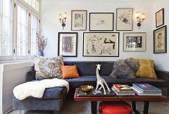 Gut House Of Honey {eklektisches Modernes Wohnzimmer Aus Der Mitte Des  Jahrhunderts} | Diy Wohnzimmer | Pinterest
