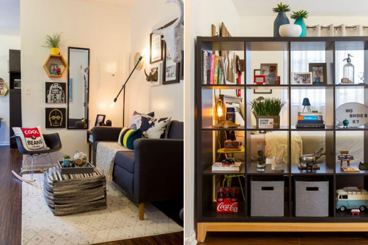 Small Studio Apartment Design: An Interior Designer's ...