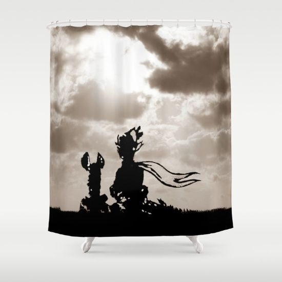 The Little Prince Shower Curtain By Artito