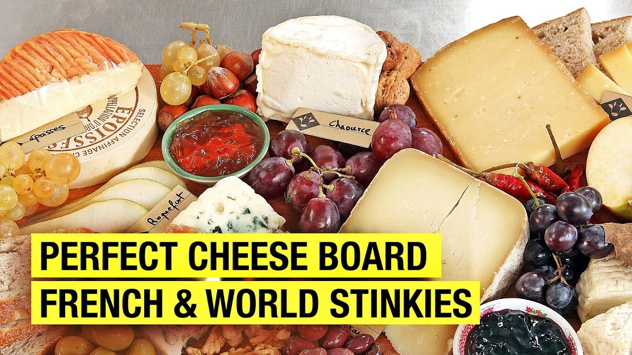 How to Make the Ultimate Cheese Platter using 6 iconic French cheeses and many delicious World alternative cheeses.  sc 1 st  Pinterest & A Frenchman\u0027s Guide to The Perfect Cheese Board ! Stinky Tasting ...