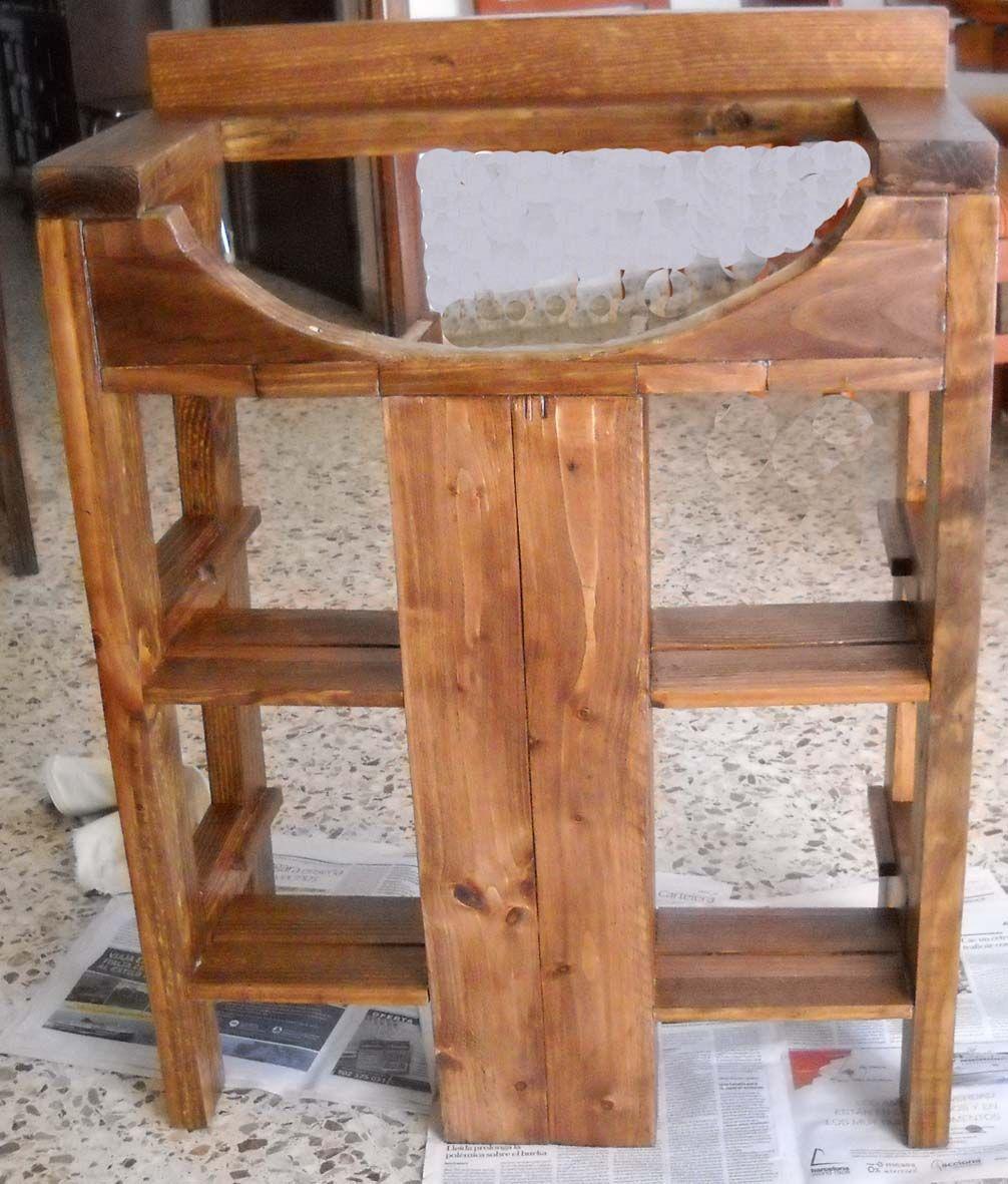 Muebles De Madera Para Lavabo Yahoo Image Search Results  # Como Secar Muebles Mojados