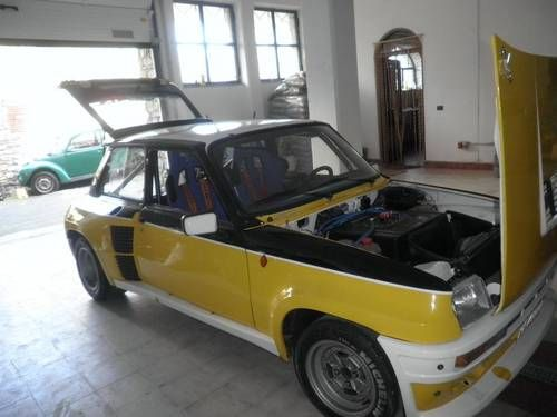 MAXI 5 TURBO 1 GRUPPO 4 For Sale (1981)