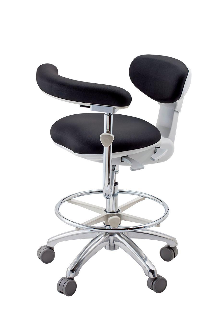 Bodyguard pro assistant capisco chair dental chair