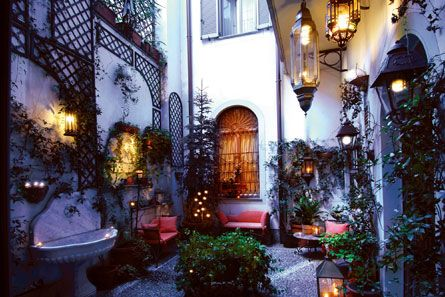 El Plan B: PETIT PALAIS DE CHARME HOTEL en MILÁN