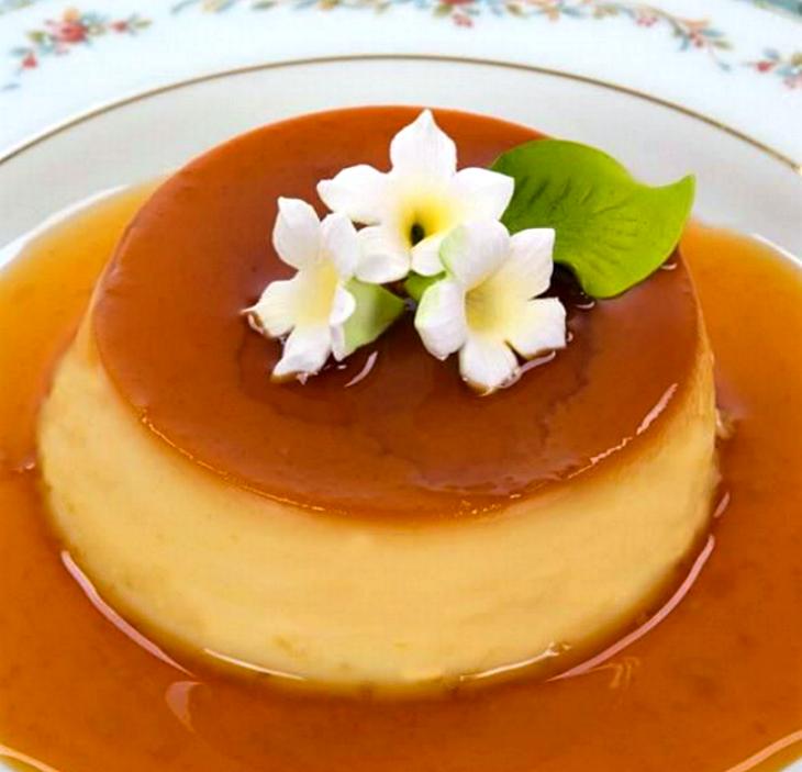 Easy Caramel Flan Creme Caramel Traditional Mexican Desserts Mexican Dessert Desserts