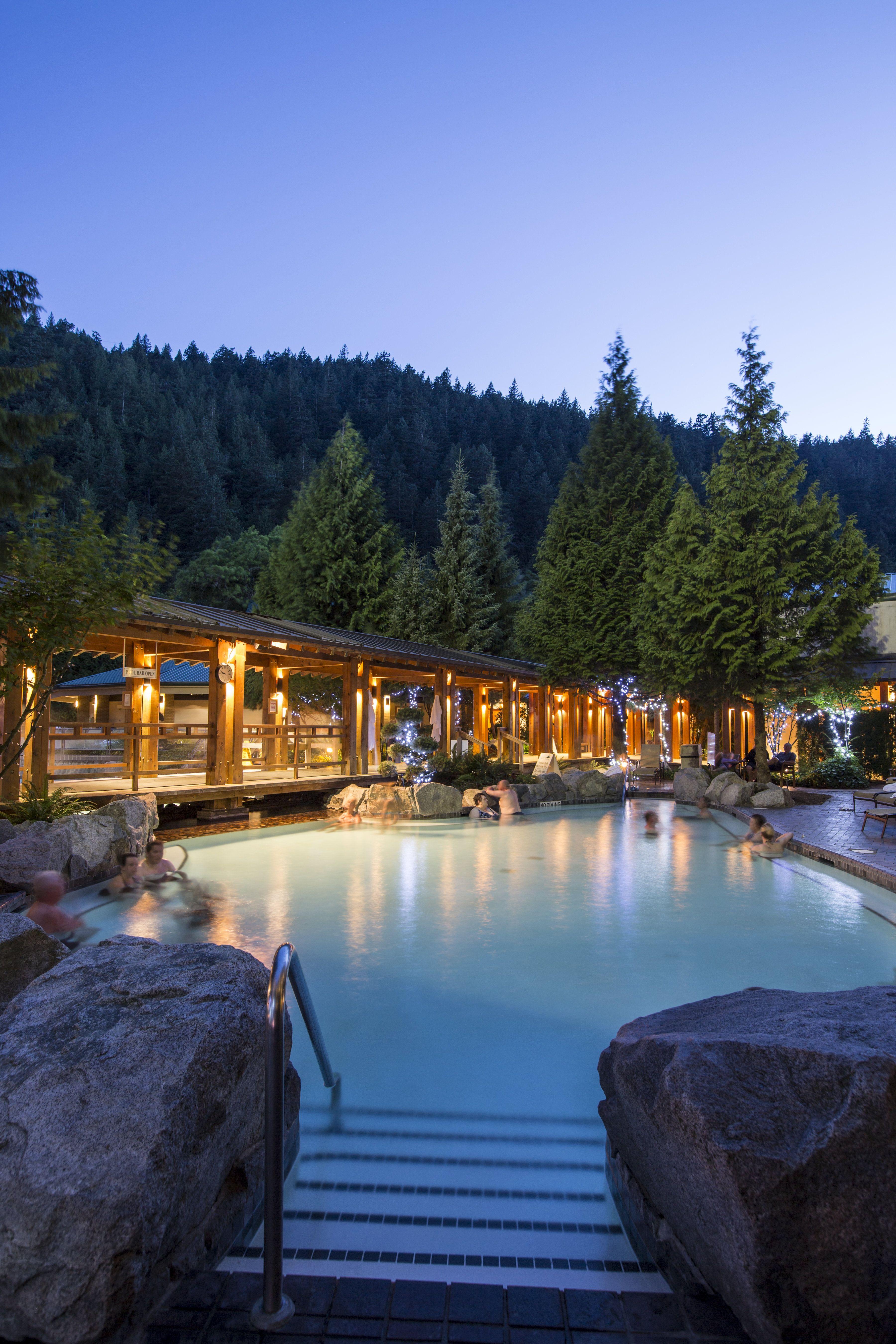 Harrison Hot Springs Resort Hotel