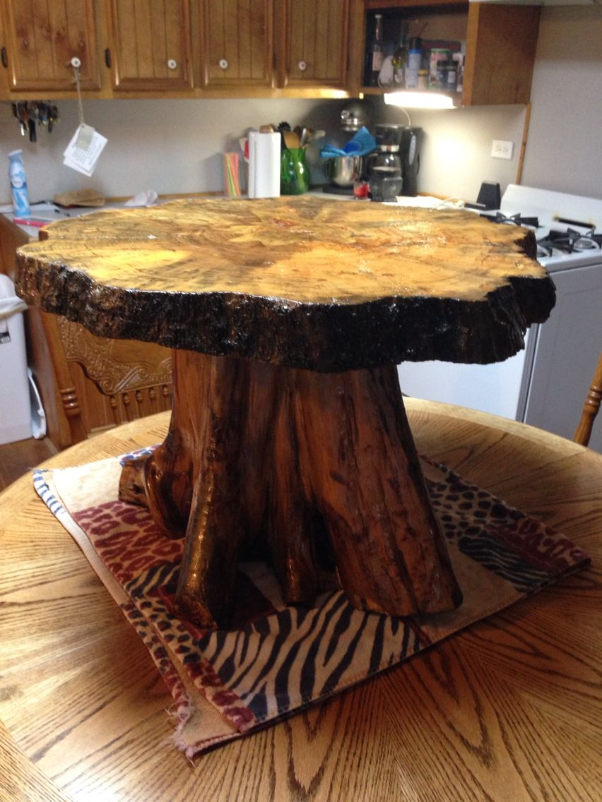 Cypress round cut on cypress knees. … | Pinteres…