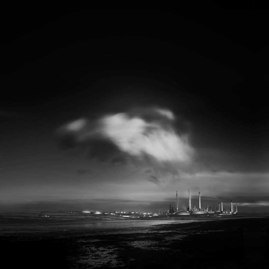 The Cloud Factory, por Andy Lee