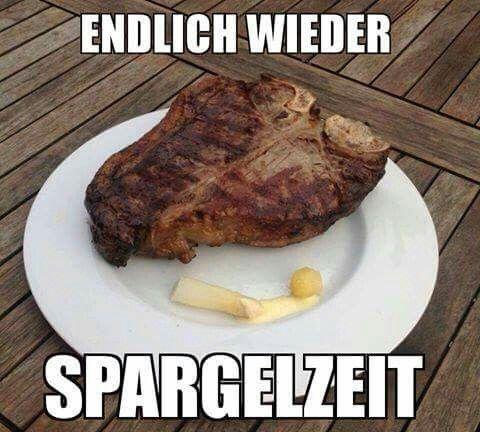 Spargel | Witziges | Funny, Humor und Jokes