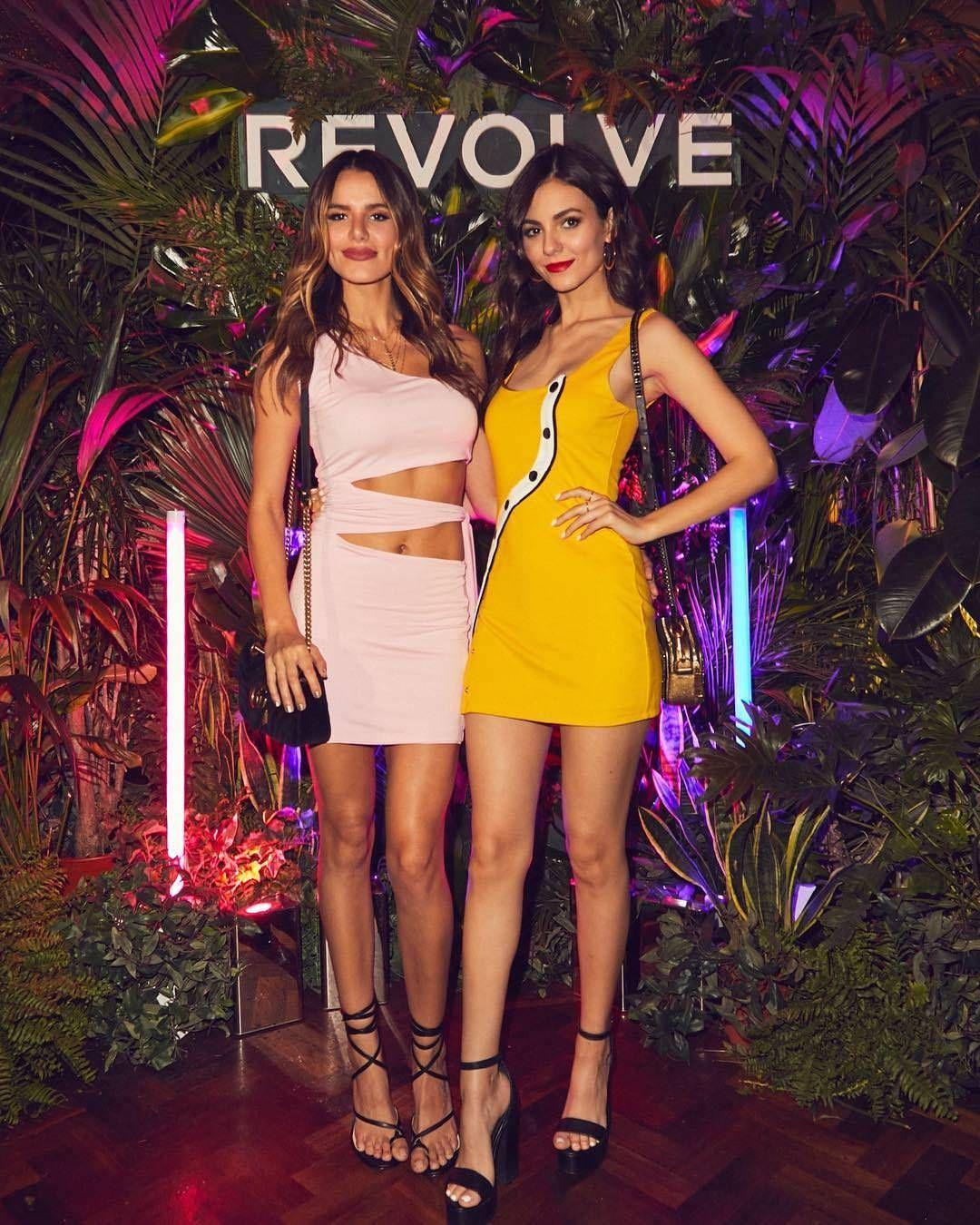 9019a8a0c2b sexy sisters Volatile Victoria Justice